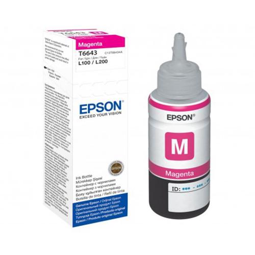 Epson Ink T6643 Magenta