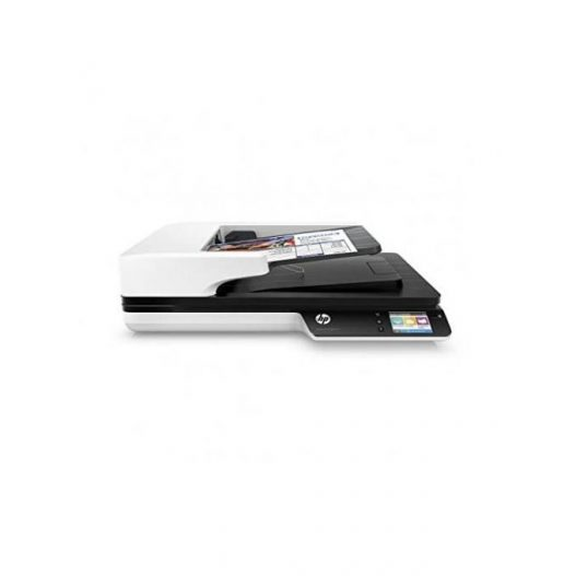 F1 350HP ScanJet Pro 4500 FN1 Flatbed Scanner