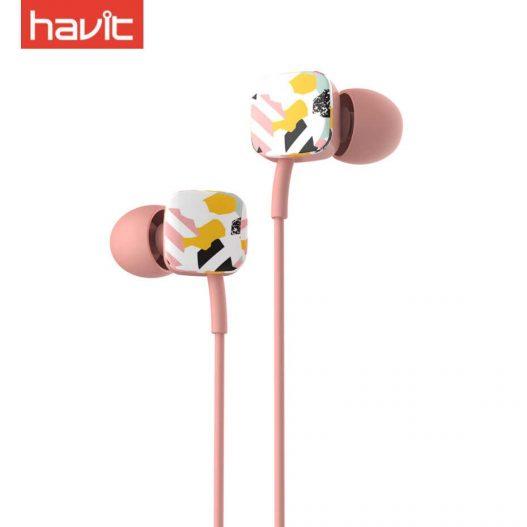 Havit Dynamic In-ear Earphone E58P