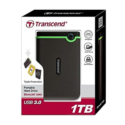 Transcend 1TB Hard drive